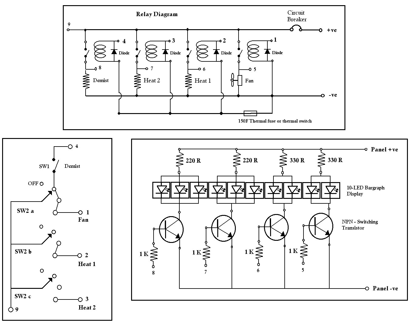 heating circuit diagram  u2013 readingrat net